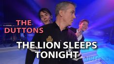 """The Duttons Cover the iconic """"The Lion Sleeps Tonight"""" with a characteristic Dutton flair! The Dutton generation go wild and become African jungle animal. African Jungle Animals, Yma Sumac, The Kingston Trio, The Lion Sleeps Tonight, Number One Hits, Record Company, Classic Songs, Pop Group, Music Songs"""