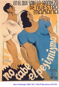 1936 american brigade anarchists civil fascists for franco germany greatness iberia no our pessimism room spain spanish the tomorrow war alex hinsberger artparisienne spa Propaganda Art, Political Posters, Illustrations And Posters, Art Posters, Civilization, 1930s, Spanish, Advertising, Art Prints