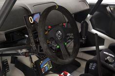 vw Polo R WRC cockpit