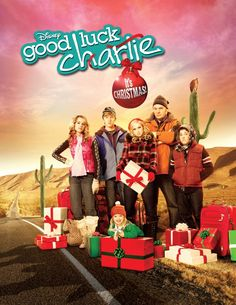 Good Luck Charlie it's Christmas is based on the Duncan family goes to the grandparents house for Christmas but something happens on the plane...