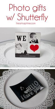 DIY photo clock and gift ideas I Heart Nap Time | I Heart Nap Time - Easy recipes, DIY crafts, Homemaking