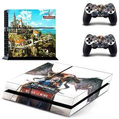 Alta Qualidade De Vinil Adesivo!  Compra com Mercado Livre ➽  http://produto.mercadolivre.com.br/MLB-782629484-novo-console-skins-ps4-personalizar-59-modelo-witcher-3-_JM  Compra com Paypal e PagSEGURO ➽  http://consoleskins.loja2.com.br/6808543--novo-Console-Skins-Ps4-Personalizar-59-Modelo-Witcher-3?keep_adding sua compra segura! PagSeguro, Bcash e PayPal