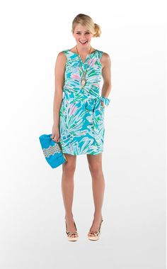 Guiliana Dress -Lilly Pulitzer    I really want a Lilly dress!