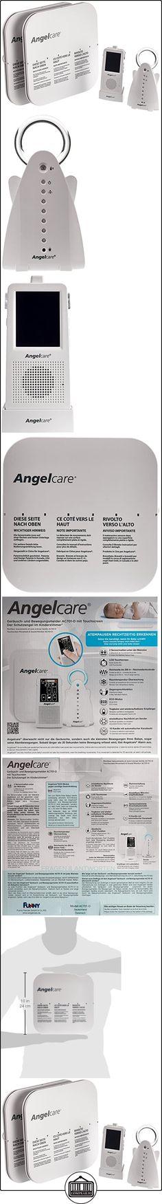 Angel Care Nivel y detector de movimiento ac701de D, color blanco  ✿ Vigilabebés - Seguridad ✿ ▬► Ver oferta: http://comprar.io/goto/B00HE66YU8