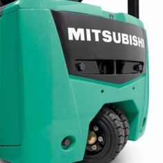 Mitsubishi FB16PNT-FB20PNT 3-Wheel Electric Forklift http://www.scmh.com/shop/new/mitsubishi-fb16pnt-fb20pnt-6/ Now Houston-built! New product improvements include reinforced masts for better load stability and reinforced side covers for durability. Heavy-duty AC drive and hydraulic motors, along with powerful Mitsubishi PM-1000 controllers, provide these FB16PNT-FB20PNT series outstanding performance levels. These forklifts come equipped with sealed motors for added protection from contamin