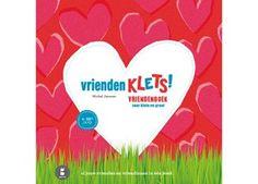 bijzonder vriendenboek 'Vriendenklets!' Gezinnig | kinderen-shop Kleine Zebra