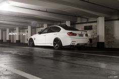 IMG 5025 Bearbeitet 750x500 Alpine White BMW F80 M3 Equipped With ADV.1 Wheels