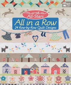 little acorns: :: Moda All-Stars All in a Row blog hop!
