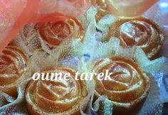 makrout roses de sable aux fruits nobles Bonjour tout le monde,  Encore une autre recette de ma...