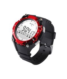6eefd1668a82 LEMFO DZB Bluetooth Waterproof Smart Watch Fitness For Samsung iPhone HTC  Band Color - Black