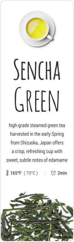 premier Farm-fresh Sencha green tea from Shizuoka, Japan.Farm-fresh Sencha green tea from Shizuoka, Japan. Pure Green Tea, Best Green Tea, Green Tea Detox, Green Teas, Chai, Tea Facts, Matcha, Sencha Green Tea, Japanese Tea Ceremony