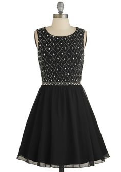 Night in Shining Glamour Dress | Mod Retro Vintage Dresses | ModCloth.com