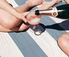 champagne, aesthetic, and summer image