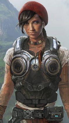 Kait Diaz - Gears of war 4 #GearsofWar4 #Gears4 #Shooter #XboxOne #GOW4