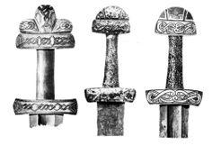 Slavic Swords, IX-XI century.