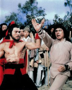 Lo Mang and Fu Sheng (The Brave Archer 3)