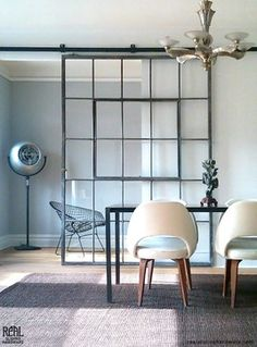 Installing interior barn door hardware can transform the look of your room. Read these steps in buying interior barn door hardware. Office Room Dividers, Fabric Room Dividers, Portable Room Dividers, Hanging Room Dividers, Folding Room Dividers, Folding Doors, Metal Room Divider, Bamboo Room Divider, Room Divider Walls