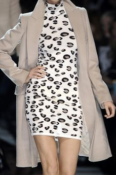 Blumarine at Milan Fashion Week Fall 2009 - StyleBistro