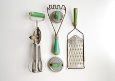 Tools for a garden party