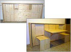 Gargnäs snickeri, möbler och inredning för compact living