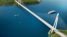 Cendere Vadisi | 3. Boğaz Köprüsü'nde