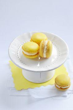 Cocina para burros: Macarons con muselina de limón