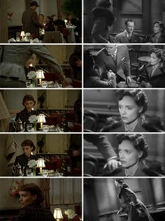 """""""David Lean's 'Brief Encounter' was a seminal point of reference for me when making Carol. """" -quoted Todd Haynes director #Carolmovie"""