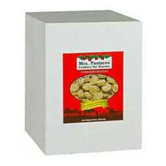 Mrs. Pastures Horse Cookies Refill Box 50 lb - Item # 38712