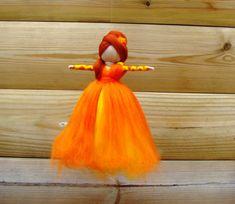 Felted pixie doll Isla elf kendal fairies by elfkendalfairies