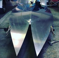 """67 Likes, 5 Comments - Henry (@watts_craft) on Instagram: """"New 3.8m going together for a customer to use in Mongolia."""""""