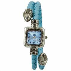 Stylish Bracelet String Style Womens Girls Quartz Leatheroid Wrist Watch Watches Unknown. $4.99