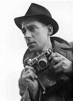 This is Bert Hardy  Great Photographer and history recorder  RIP Bert