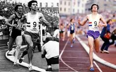 Sebastian Coe: Olympic champion former world records and mile, chairman of organizing committee for London Olympics 2012 Keep Running, Running Man, Sebastian Coe, Track Meet, Star Wars, Olympic Champion, Running Motivation, World Of Sports, Great British