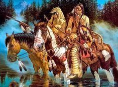 Michael Gentry Native American Art - Gentry Art Gallery