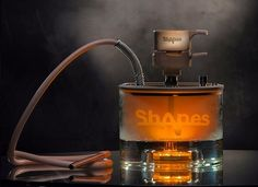 Shapes Prime. Great hookah from ShapesPipes. Price 220 $