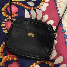 Jcrew Crossbody Bag Real leather, in great condition! J. Crew Bags Crossbody Bags