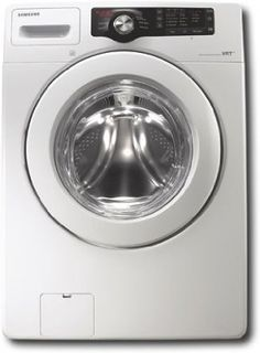 Samsung WF210ANW 3.5 cu. Ft. High Efficiency Front-Load Washer - White  .$659.00. http://www.amazon.com/gp/product/pinterest.com.vn-20/B003JN13S8 I ve only had my washer for two months, so I can t comment on the reliability of the product. But I d like to caution anyone thinking about purchasing the Samsung WF210 that when you select the  warm  water cycle, it doesn t use warm water