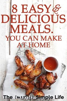 Discover easy and simple meals that you can make in less than 20 minutes, with simple ingredients you probably already have at home. Simple Meals, Quick Easy Meals, Cheesy Chicken Enchiladas, Sweet And Sour Meatballs, Grilled Tofu, Batch Cooking, Recipe Details, Easy Meal Prep, Low Sugar