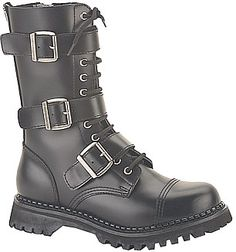 Steel- toed ShitKicker Boots - perfect for a stroll through the Zombie Apocalypse
