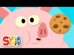 Who Took The Cookie? Preschool Songs, Kids Songs, Japanese Song, Action Songs, One Smart Cookie, Simple App, School Videos, Farm Theme, Reading Activities
