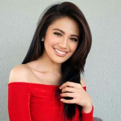 Filipina Beauty, Julie Ann, San Jose, Pretty Face, Simply Beautiful, Hairstyle, Lady, Collection, Laughter