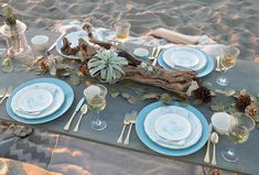 Beachside rehearsal dinner party | 100 Layer Cake | Photography: Heather Kincaid / Venue: Dockweiler State Beach / Concept, Event Design, Florals, Production, Styling: GATHER Events