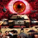 Yahudi Lebih Kejam dari Hitler dan Didukung Sekutu Inggris dan Amerika