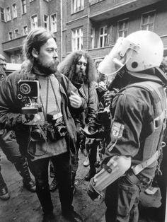 Ost-Berlin-Fotograf Harald Hauswald zeigt unverfälschtes Bild der DDR - Bild 9 - SPIEGEL ONLINE - einestages