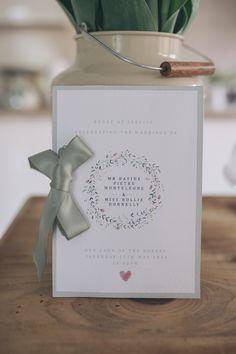 A Charmingly Mismatched, Vintage Inspired Village Hall Wedding | Love My Dress® UK Wedding Blog