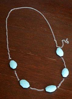 DIY Tutorial: DIY Jewelry / DIY Necklace - Bead