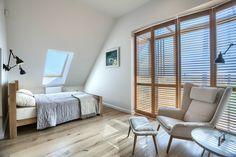minimalistic scandinavian bedroom
