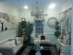 My favorite room shabby and french