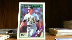 1988 Topps Jay Howell Oakland Athletics #690 Baseball Card
