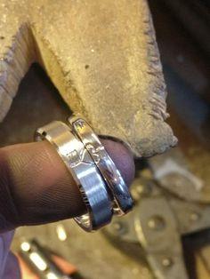 Custom Weddings Rings Made in Ireland by Irish Jewelry Designer Eileen Moylan Irish Jewelry, Custom Wedding Rings, Jewelry Designer, Unique Rings, Custom Jewelry, Ireland, Take That, Advice, Weddings